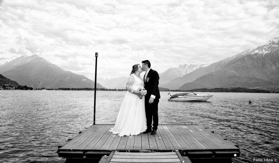 Il matrimonio di Alberto e Melissa a San Bartolomeo Val Cavargna, Como