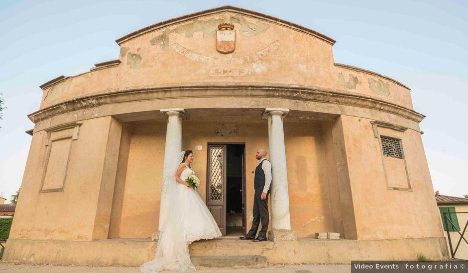 Il matrimonio di Antonio e Rachele a Lucca, Lucca