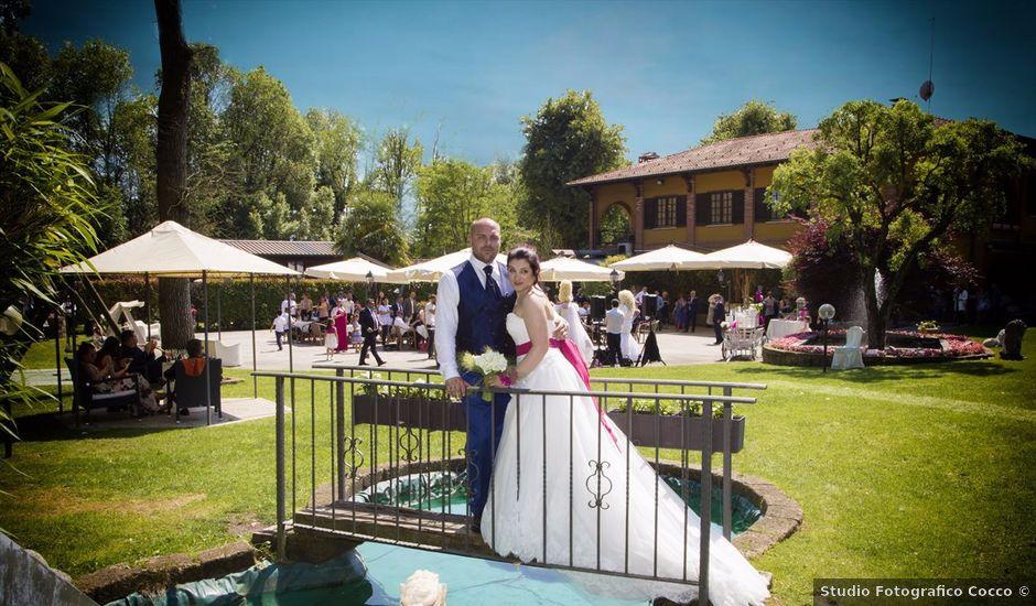 Il matrimonio di Riccardo e Laura a Meda, Monza e Brianza