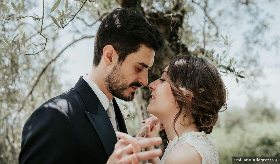 Il matrimonio di Matteo e Lucia a Frosinone, Frosinone