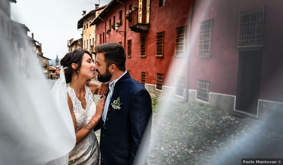 Il matrimonio di Antonio e Vanessa a Saluzzo, Cuneo