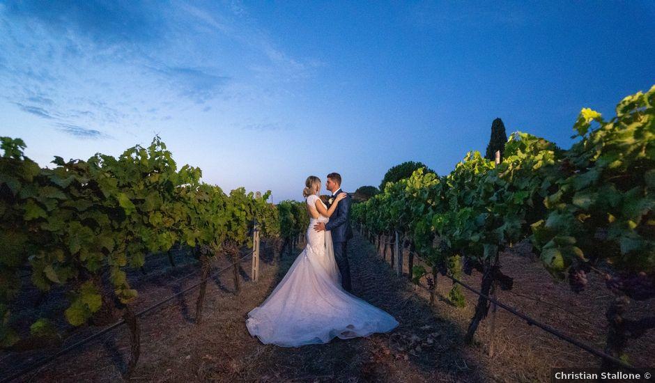 Il matrimonio di Giuseppe e Tonia a Isola di Capo Rizzuto, Crotone