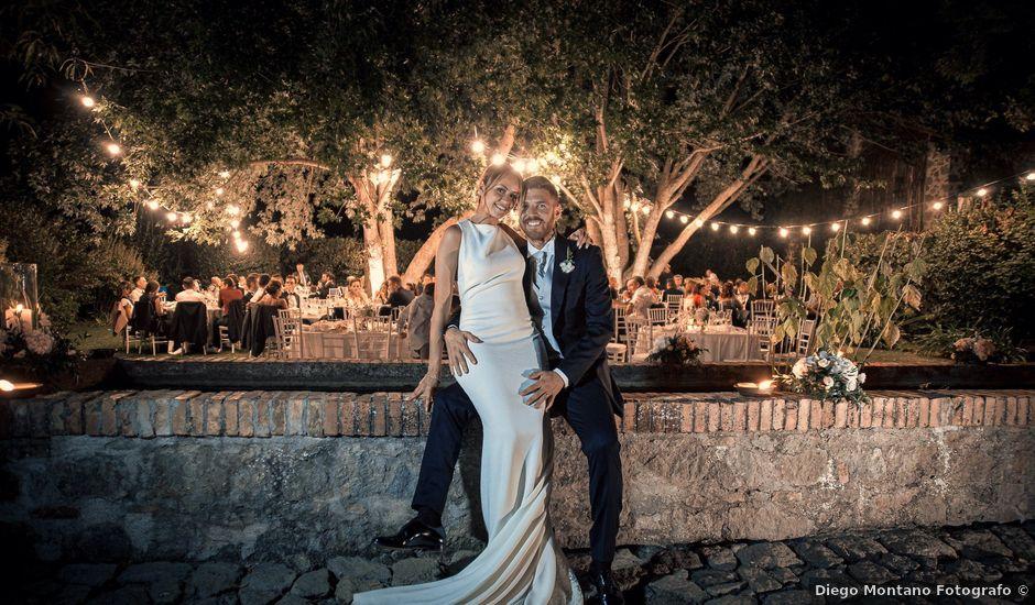 Il matrimonio di Mattia e Valeria a Bracciano, Roma