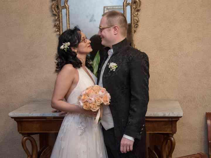 Le nozze di Francine e Davide