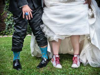 le nozze di Laura e Monivann 1