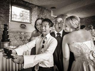 Le nozze di Laura e Monivann 2