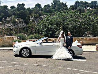 Le nozze di Mariana e Antonio