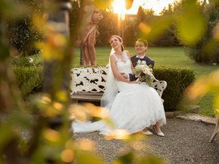 Le nozze di Chiara e Luciano