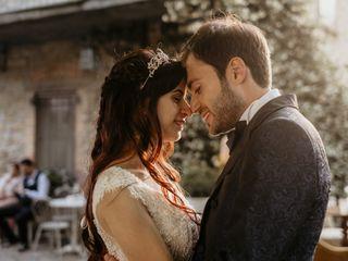 Le nozze di Gloria e Crisitan