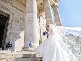 le nozze di Maura e Cristian 1