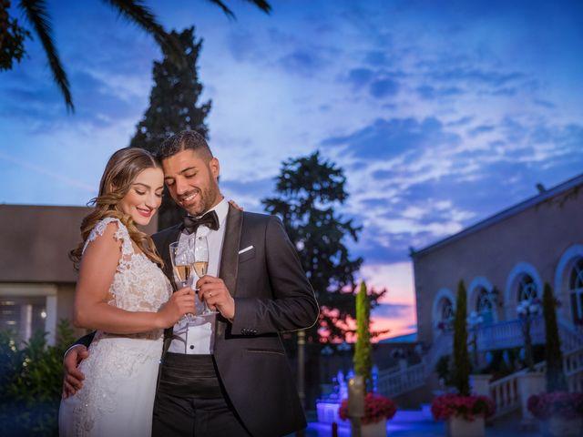 le nozze di Raffaella e Paolo