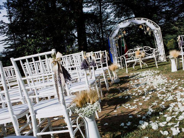 Il matrimonio di Andrea e Sabrina a Tradate, Varese 4