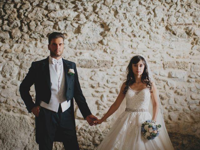 le nozze di Simona e Ennio