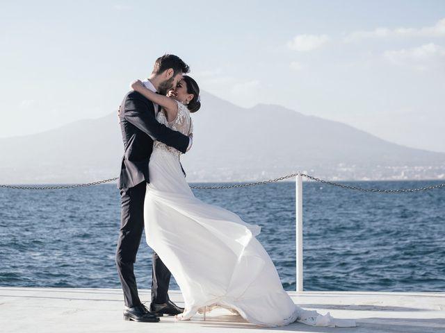le nozze di Ilaria e Antimo