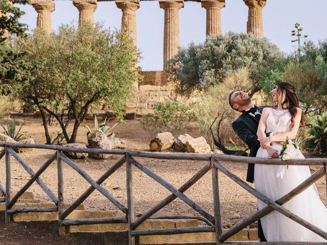 le nozze di Carmela e Ignazio