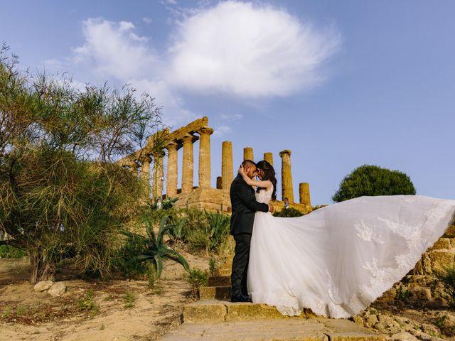 Il matrimonio di Ignazio e Carmela a Agrigento, Agrigento 1