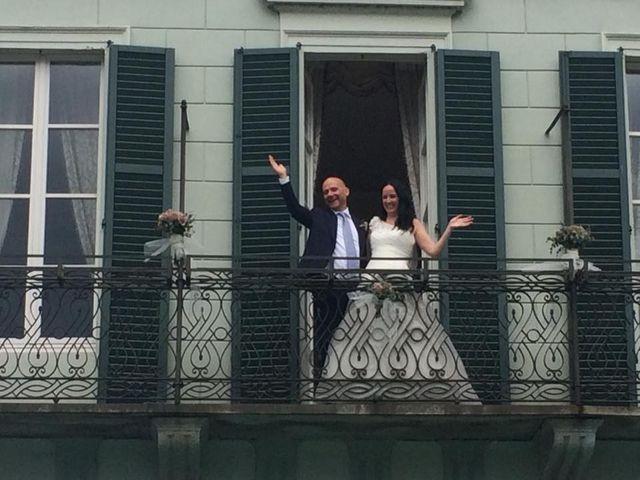 Il matrimonio di James e Sinead a Orta San Giulio, Novara 2