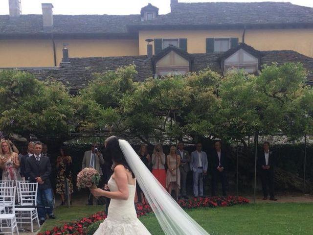 Il matrimonio di James e Sinead a Orta San Giulio, Novara 5