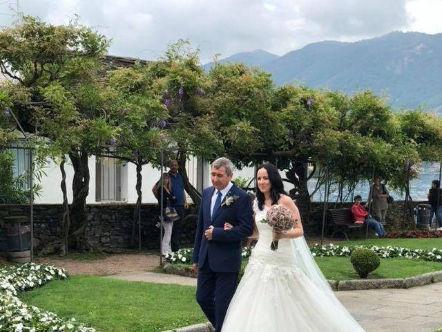 Il matrimonio di James e Sinead a Orta San Giulio, Novara 8