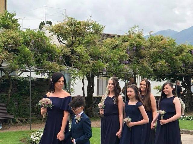 Il matrimonio di James e Sinead a Orta San Giulio, Novara 9