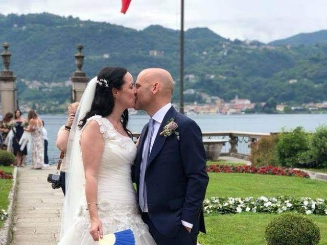 Il matrimonio di James e Sinead a Orta San Giulio, Novara 10