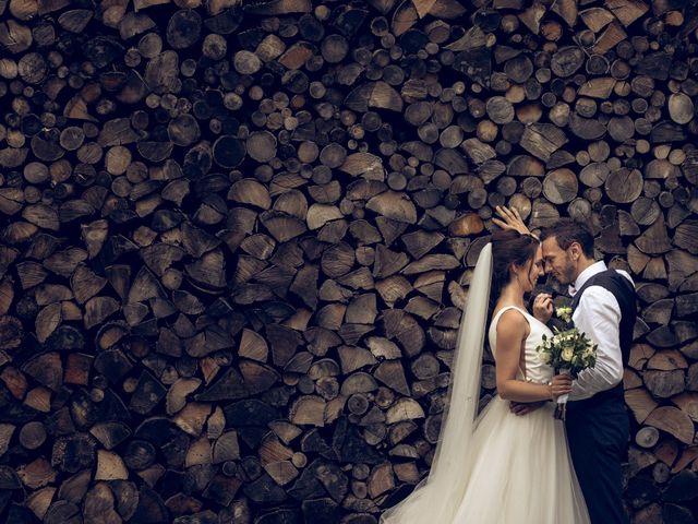 Le nozze di Laura e Ryan