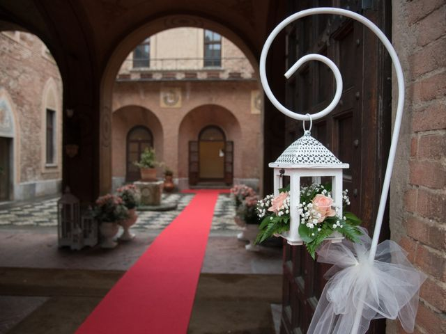 Il matrimonio di Davide e Francine a Cervesina, Pavia 1