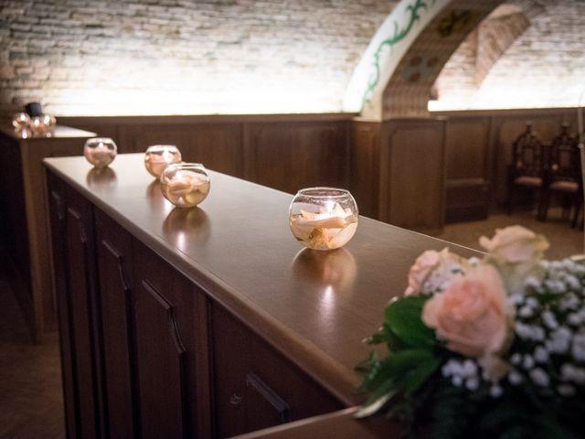 Il matrimonio di Davide e Francine a Cervesina, Pavia 6