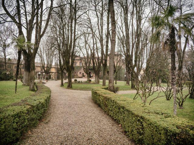 Il matrimonio di Davide e Francine a Cervesina, Pavia 10