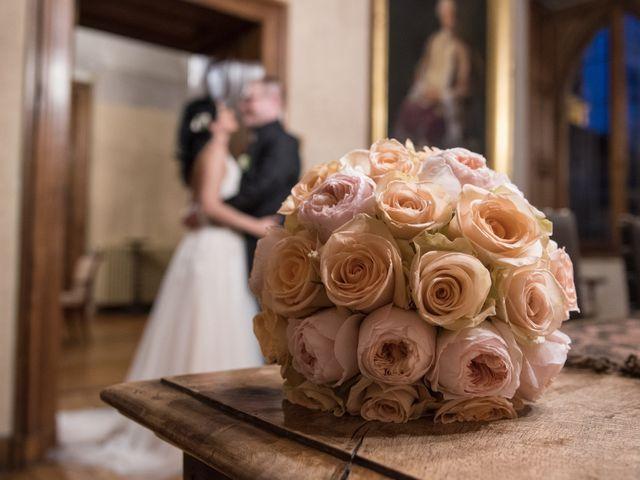 Il matrimonio di Davide e Francine a Cervesina, Pavia 19