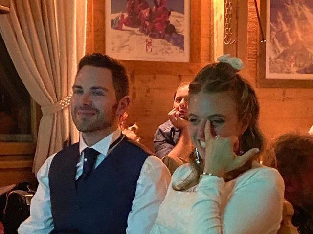 Il matrimonio di Simone  e Elisa a Cortina d'Ampezzo, Belluno 3