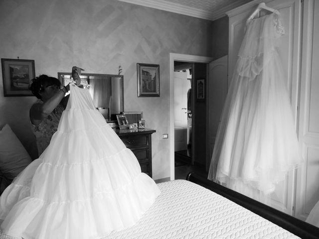 Il matrimonio di Sandro e Martina a Bracciano, Roma 6