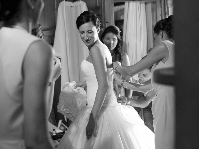 Il matrimonio di Sandro e Martina a Bracciano, Roma 28