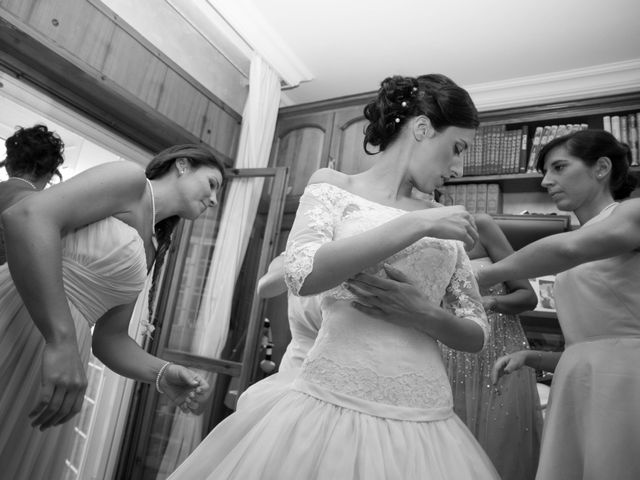 Il matrimonio di Sandro e Martina a Bracciano, Roma 29