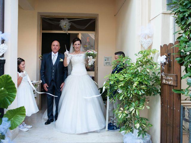 Il matrimonio di Sandro e Martina a Bracciano, Roma 37