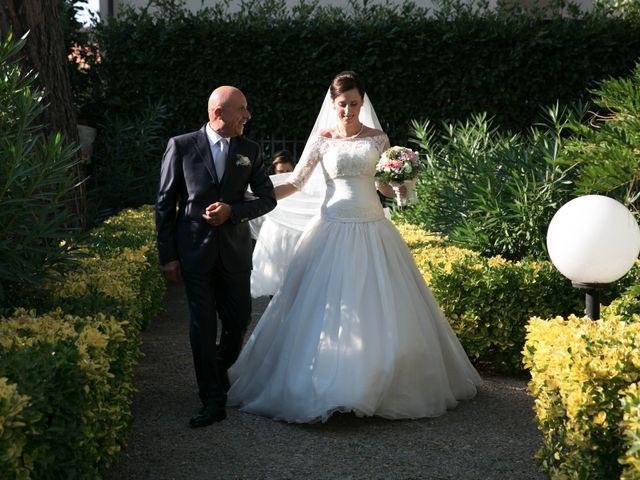 Il matrimonio di Sandro e Martina a Bracciano, Roma 38
