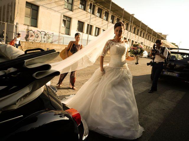 Il matrimonio di Sandro e Martina a Bracciano, Roma 40