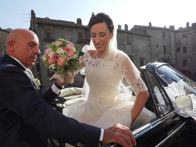 Il matrimonio di Sandro e Martina a Bracciano, Roma 41