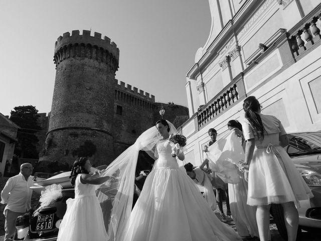 Il matrimonio di Sandro e Martina a Bracciano, Roma 42