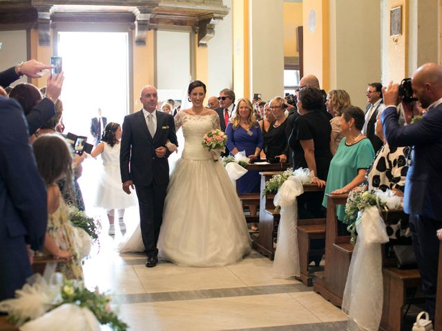 Il matrimonio di Sandro e Martina a Bracciano, Roma 44
