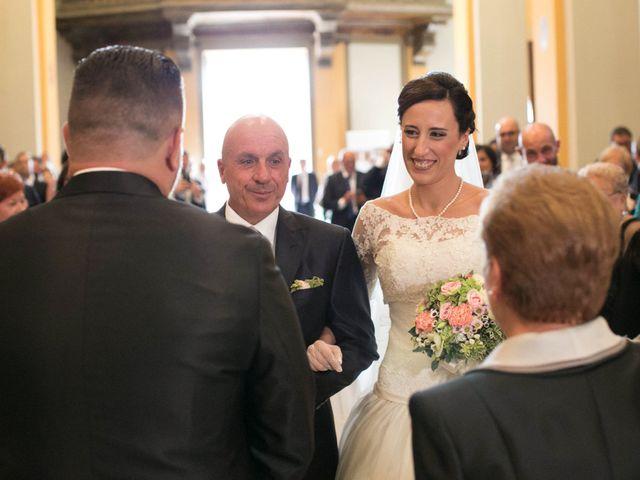 Il matrimonio di Sandro e Martina a Bracciano, Roma 45