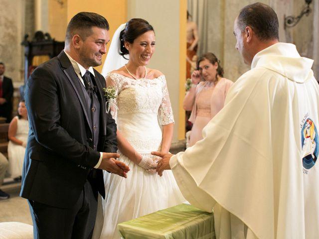 Il matrimonio di Sandro e Martina a Bracciano, Roma 46