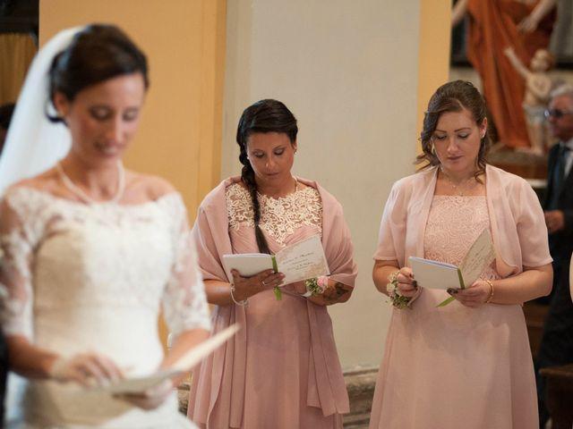 Il matrimonio di Sandro e Martina a Bracciano, Roma 47