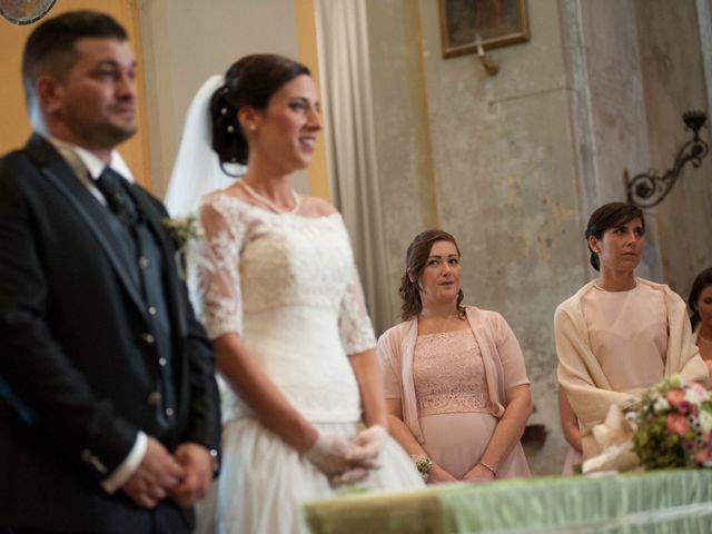 Il matrimonio di Sandro e Martina a Bracciano, Roma 49