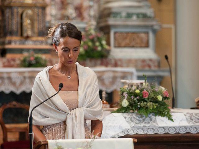 Il matrimonio di Sandro e Martina a Bracciano, Roma 52