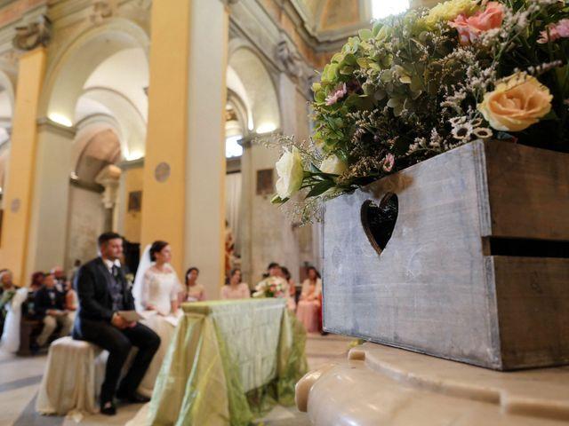 Il matrimonio di Sandro e Martina a Bracciano, Roma 53