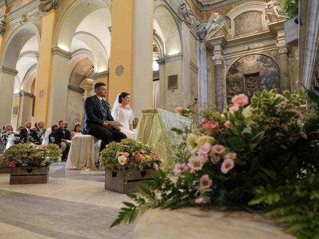 Il matrimonio di Sandro e Martina a Bracciano, Roma 54