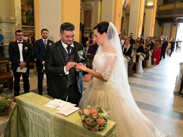 Il matrimonio di Sandro e Martina a Bracciano, Roma 57