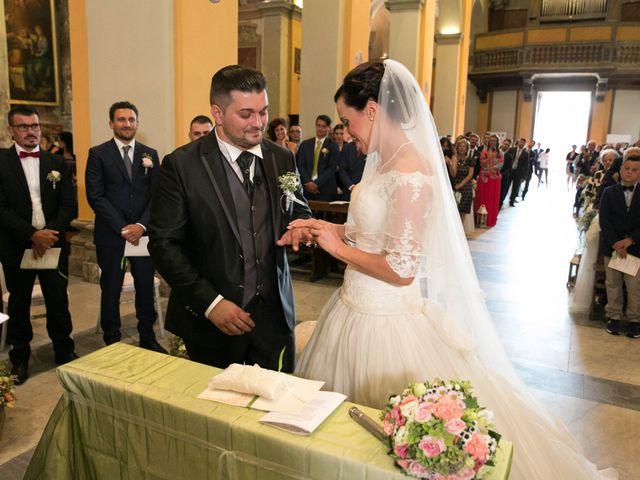 Il matrimonio di Sandro e Martina a Bracciano, Roma 58