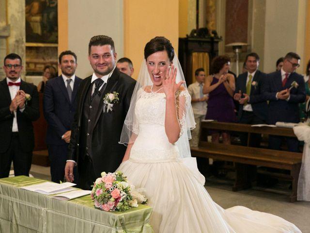 Il matrimonio di Sandro e Martina a Bracciano, Roma 61